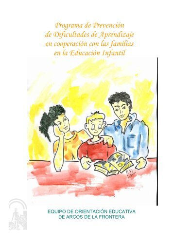 Programa de Prevención de Dificultades de Aprendizaje en ...