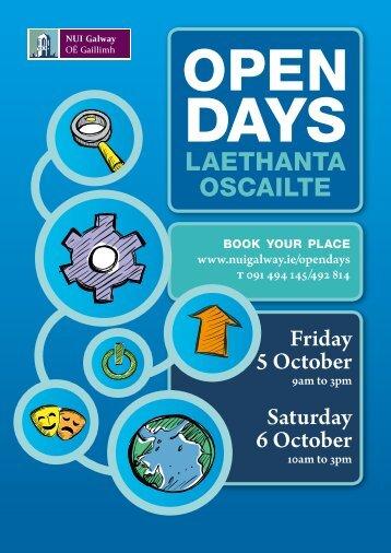 open-day-programme-brochure
