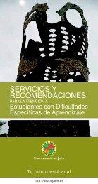 folleto dead - Universidad de Jaén
