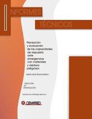Planeación y evaluación de las capacidades de ... - Protección Civil