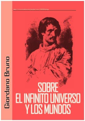 Sobre el Infinito Universo y Los Mundos (pdf) - Academia Sapere ...