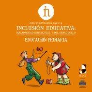 Educación primaria - Fevas