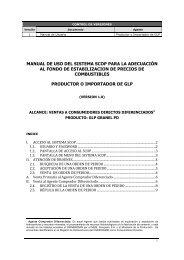 Manual SCOP GLP PRODUCTOR O IMPORTADOR Fondo - Ver.01