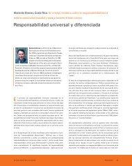Responsabilidad universal y diferenciada - Earth Charter Initiative