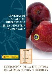 Ventajas de la calidad diferenciada en la Industria Alimentaria