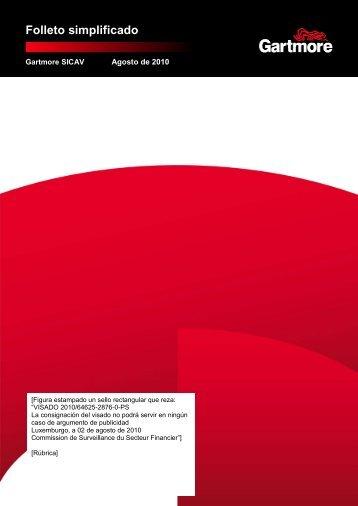 folleto simplificado - Self Bank