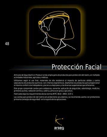 Protección Facial - Casa Médica Universales