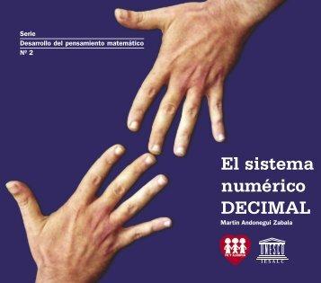 El sistema numérico decimal - Monografias.com