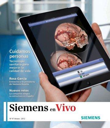 Siemens enVivo - Sala de Prensa Siemens