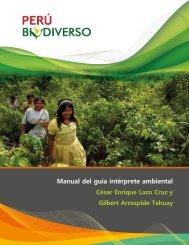 Manual del guía intérprete ambiental - Perúbiodiverso