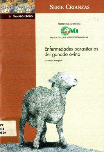 Enfermedades parasitarias del ganado ovino