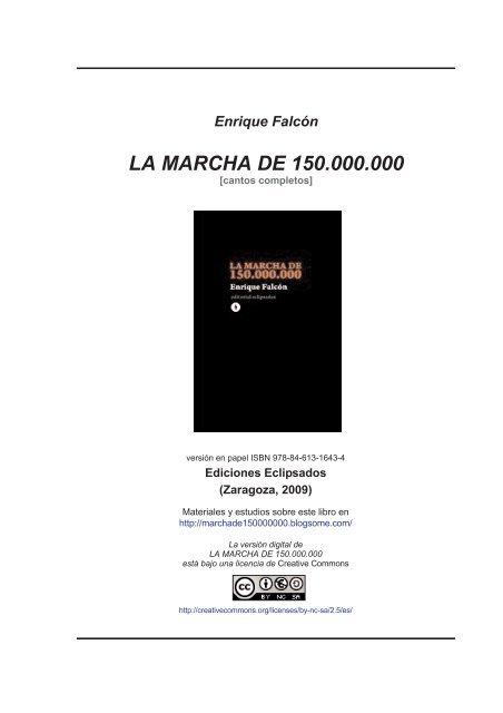 La Marcha De 150000000 Nodo 50