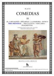 Tres monedas - Historia Antigua