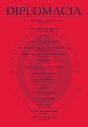 Descargar Revista Diplomacia, Nº125 - Apuntes Internacionales