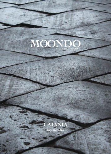 Catania - Moondo Cuaderno de Viajes