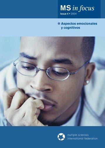 Aspectos Emocionales y cognitivos. - Multiple Sclerosis International ...