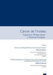 Cancer de tiroides:Layout 1 - quimica montpellier