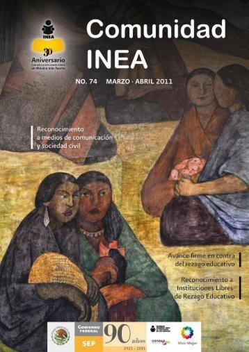 Marzo - Abril 2011 - INEEA Morelos - INEA