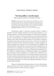 José Manuel Trabado Cabado - Intersexiones