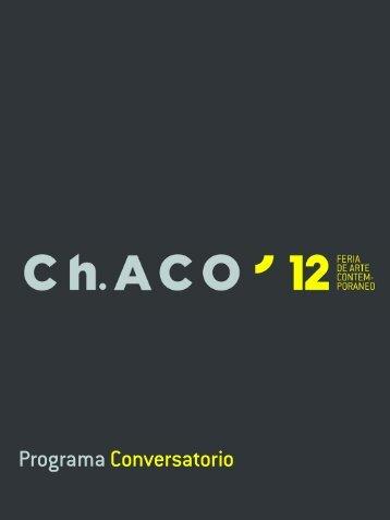 Conversatorio feria-Chaco-2012