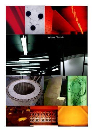 lucio dorr / Portfolio - Catedra Gabriele