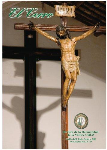 revista el cerro, febrero 2008 - hermandad de la vera-cruz.coria del ...
