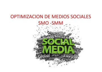 Redes sociales - Camon