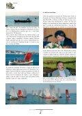 Bolinando para socializar o patrimonio marítimo e fluvial. Crónica do ... - Page 3