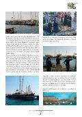Bolinando para socializar o patrimonio marítimo e fluvial. Crónica do ... - Page 6