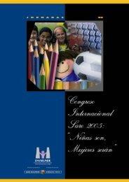 Congreso Internacional SARE 2005 - Emakunde