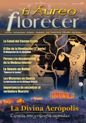 Revista 28 _ El Aúreo Florecer - La Tienda de Ediciones Gnósticas