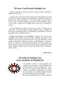 Ecos de Santiago. Diciembre 2007 - Casa Escuela Santiago Uno - Page 4