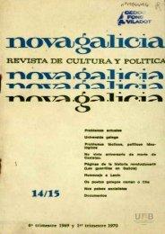 REVISTA DE CULTURA Y POLITIC