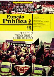 Função Pública - Sindicato dos Trabalhadores em Funções ...