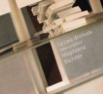 La casa desnuda Magdalena Bachiller