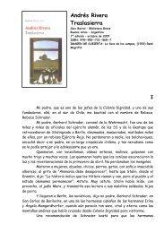 Mujica Láinez, Manuel – Los viajeros - Lengua, Literatura y