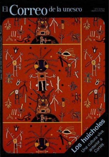 Los Huicholes: una cultura viva anterior a Cortés - unesdoc - Unesco
