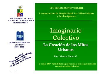 I i i I i i Imaginario Colectivo