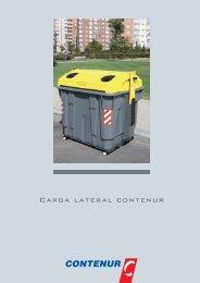 Descarga nuestro catálogo de Contenedores Carga ... - Contenur
