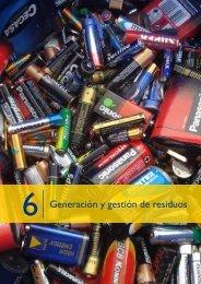 6 Generación y gestión de residuos - Medio Ambiente Cantabria