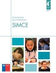 Folletos de Orientaciones SIMCE 2011 / 4.° básico - Agencia de ...
