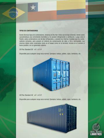 Tipo de Contenedores copia - Soul Green Logistics