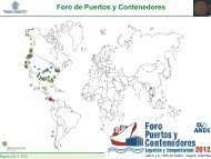 Foro de Puertos y Contenedores - Andi