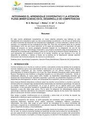 (mindfulness) en el desarrollo de competencias - Thesauro