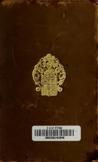 Archologie franaise, ou Vocabulaire de mots anciens tombs en ...