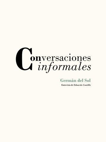 Conversaciones-infor.. - Ediciones ARQ
