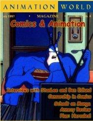 • MAGAZINE • - Animation World Network
