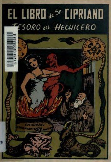 El libro de San Cipriano - University of Toronto Libraries