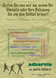 Download Datenblatt - adservio