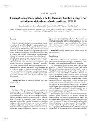 Conceptualización semántica de los términos ... - edigraphic.com